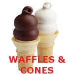 waffles.cones